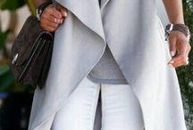 Clothes ~ big warm jackets