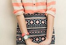 Clothes ~ short printed skirt