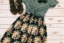 Clothes ~ summer style