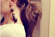 Hairupdo's ~ staart
