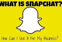 Snapchat / How to use Snapchat for business