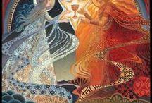 Mother Earth - Sacred Wedding