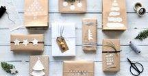 Weihnachten / Geschenkverpackungen, Geschenkanhänger, Adventskalender, Weihnachtskarten