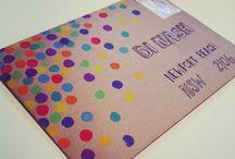 Diy ~ enveloppes