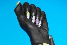 GOT NAILS? / Todo tipo de diseño, arte y decoracion en uñas. / by Emma Ramirez
