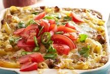 Food--Casseroles