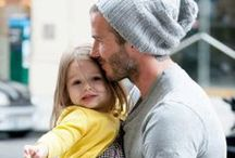 Celebs with their kids / by Natalie