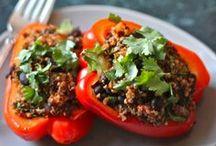 Food--Quinoa