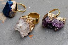 Orecchini anelli accessori vari