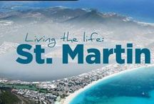 SXM: St. Maarten...St. Martin / Pictures of the French and Dutch side of SXM...plus a few photos of Saba, an island that we see from Simpson Bay / by Maxine Chapman