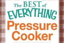 Food--Pressure Cooker Cooking