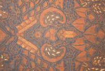 Antique Indonesian Batik