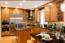 Transitional Kitchens / Dream Kitchens, Located in Nashua New Hampshire, Winner of over 200 awards!  / by Dream Kitchens-Kitchen and Bathroom remodeling