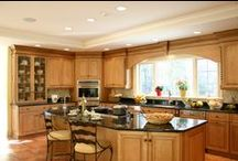 Traditional Kitchens / Dream Kitchens, Located in Nashua New Hampshire, Winner of over 200 awards!  / by Dream Kitchens-Kitchen and Bathroom remodeling