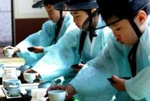 Tea Ceremony / Learn about the importance of holding a #tea ceremony for #Koreans.