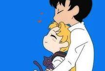 Sailor Moon / by Ally Finkleton