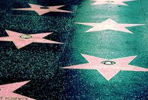 Walk of fame / The beautiful ones.  / by Yoyo Lazarus