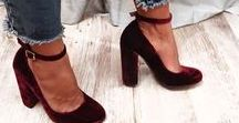 STYLE - Shoes / You can be quite neutral for clothes, but when it come to shoes... Girl, that's a different story