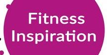 Fitness Inspiration / Yoga | Workout Routines | Weights | Running