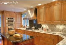 Wood Kitchens / Dream Kitchens, Located in Nashua New Hampshire, Winner of over 200 awards!  / by Dream Kitchens-Kitchen and Bathroom remodeling