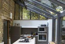 Kitchens / Light filled kitchens