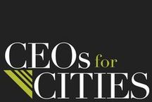 CEOs for Cities Member Organization Board- Coming Soon! / COMING SOON...The perfect place to showcase what your organization is up too.  Pin relevant content and show the world what it is that your organization is doing to change your city and world.