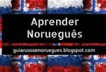 Aprender norueguês / Acompanhe as aulas de norueguês do blog.