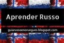 Aprender russo / Acompanhe as aulas de russo do blog.