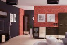 Zestawy / Prezentujemy zestawy mebli do sypialni, pokoi dziennych jak i młodzieżowych.