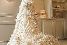 Wedding cake / by Denise Werrebrouck