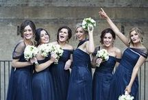 mjp // bridesmaids / Beautiful bridesmaid styling, taken from real weddings shot by Mark Jay Photography