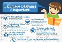 Fatos e curiosidades sobre línguas estrangeiras