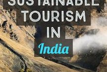 """Sustainable tourism in India / Over 6 years of exploring my home country, India, I've discovered that some of the most incredible and offbeat experiences can only be discovered through sustainable tourism companies in India. Responsible travel is not just the need of the hour, but also a more immersive way to experience the """"real"""" India."""