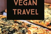 Vegan Travel / In 2015, I decided to embrace veganism - and cut out all animal products from my diet and lifestyle as far as I could help it. What is it like to travel the world as a vegan digital nomad? That's what this collection is all about.