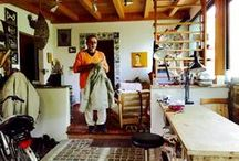 Italy Travel: Pasta and Siesta / Living with an Italian artist. Sunny siestas. Delicious pastas.  #italy #travel #umbria