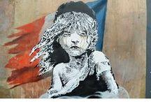 Street art / L'art dans la rue sous le plus infime détail