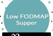 Low FODMAP Supper Recipes / Low FODMAP Supper Recipes