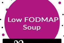 Low FODMAP Soup & Stew Recipes / Low FODMAP Soup & Stew Recipes