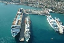 Cruise Port / Cruises from around the world now passengers can disembark and use our resort wide Wifi Internet connection
