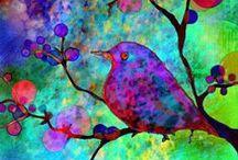 rainbow soul / Colour of life