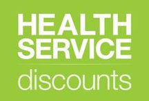 NHS Discounts for NHS Workers / We believe that NHS employees deserve to be rewarded for their hard work and dedication, so we launched Health Service Discounts (previously NHS Discounts) as the official employee benefits service for the NHS.