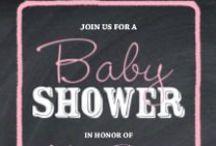 Baby Shower - Bapteme / Idées pour ma baby shower