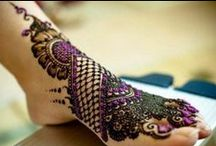 henna-mehndi / The best of bridal henna/mehndi designs