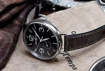 Watches / An Appreciation of Time Pieces