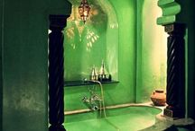Interiors  / Inspiration. Rooms. Decoration. Homes, houses and small spaces.