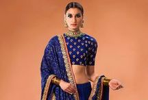 Indian fashion / From sarees to salwars and everything in between. Get inspired by some of traditional Indian attire.