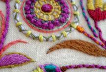 Notorious needlework and thread art