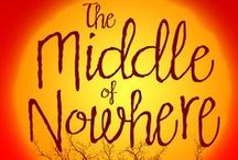 "The Middle of Nowhere / Inspiration from the Australian outback for ""The Middle of Nowhere"" by Geraldine McCaughrean"