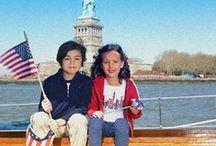 NEW YORK  / #NewYork, una ciudad llena de vida y movimiento que nunca se detiene, llega a EPK este Otoño-Invierno 2013-2014 para imprimir mucho estilo en cada prenda de nuestra nueva colección. http://goo.gl/hrXfXt