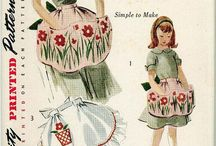 Troublesome tea towels  and uproarious aprons